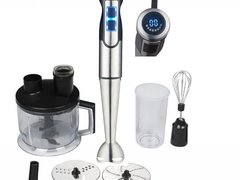Blender vertical cu afisaj digital 3 in 1, 800W